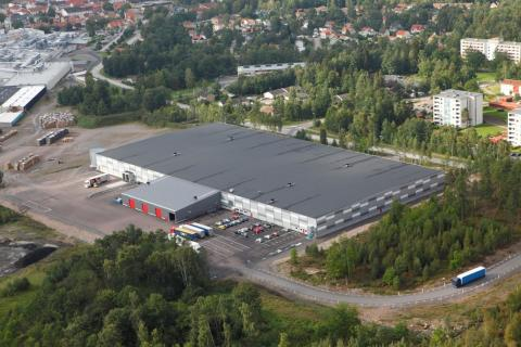 Alma Property Partners acquires the property Nybro Tallen 58 from Skanska