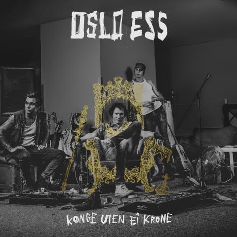Rykende fersk musikkvideo og album fra Oslo Ess