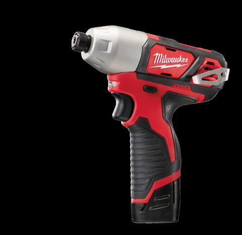 Milwaukee M12 BID kompakt slagskruemaskine (2,0 Ah version)