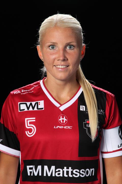 Anna Wijk utnämnd till Årets spelare