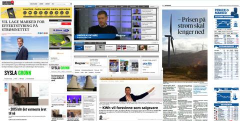 Tid for opptelling - LOS Energy i media i 2015