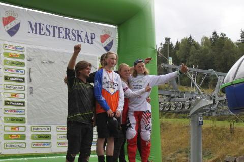 Nordisk mesterskap – Norsk jubeldag