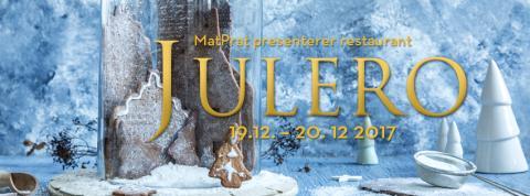 MatPrat arrangerer pop-up restauranten Julero
