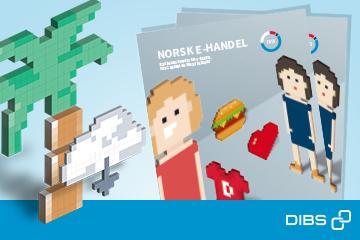 Endelig er den her - Norsk E-handel 2015