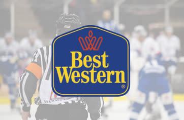 Best Western Hotels förlänger avtalet med HockeyAllsvenskan