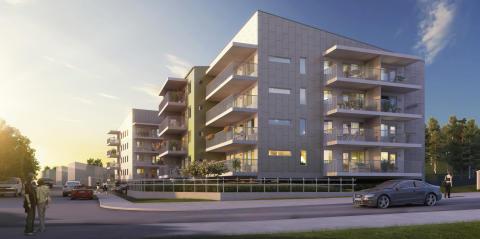 TB bygger 48 nya lägenheter i Knivsta kommun
