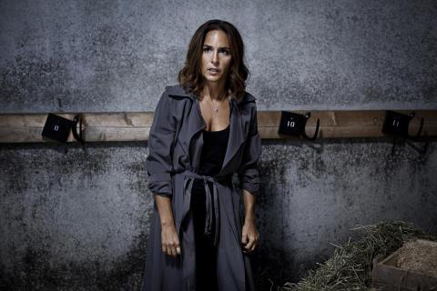 Alexandra Rapaport, Gåsmamman. FOTO: JOHAN PAULIN/KANAL 5