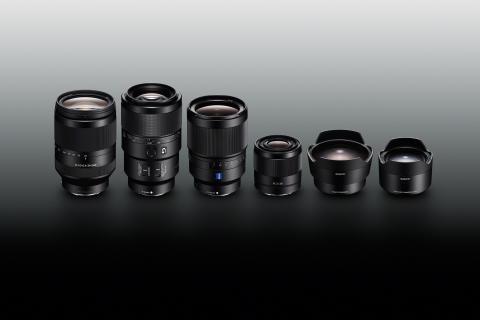 Nowe obiektywy Sony z mocowaniem E - jeszcze większe możliwości wyboru