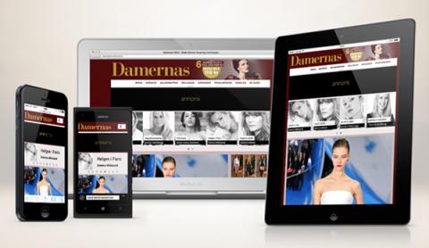 Nylanserad Damernas.se med nya bloggare