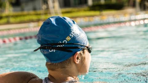 Simskola på riktigt – simma runt Phuket