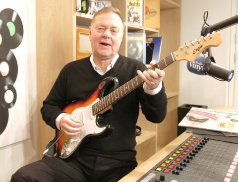 Steinar Fjeld gjør comeback på radio
