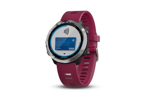 Forerunner 645 Music mit Garmin Pay