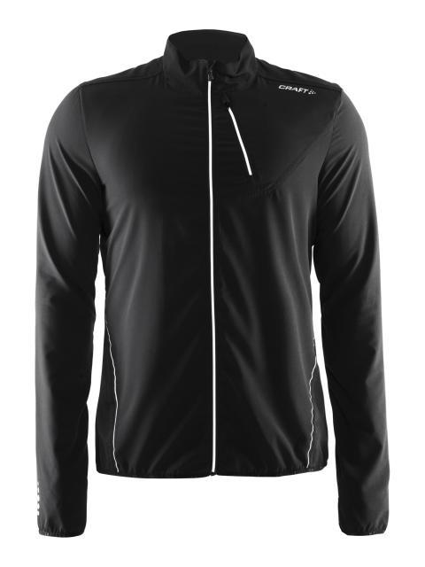 Mind jacket (herr) i färgen black.