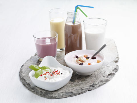 High protein products