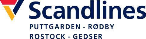 Scandlines Puttgarden-Rødby Rostock-Gedser Logo