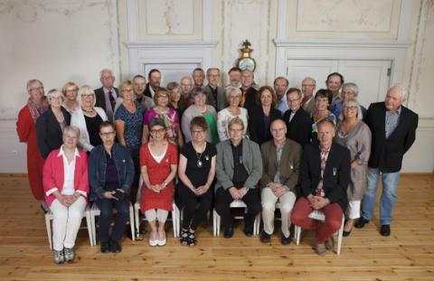 43 medarbetare vid Umeå universitet prisades för nit och redlighet