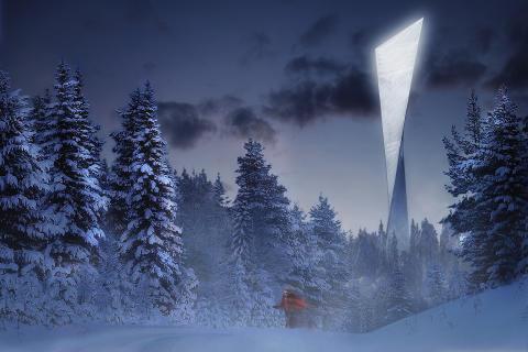 Tryvannstårnet - et nytt ikon for Oslo