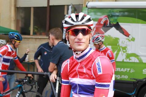 Sven Erik Bystrøm i sykkel-VM 2014