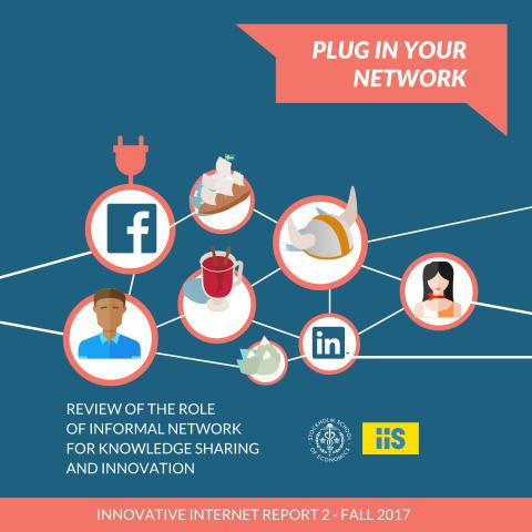 Informal networks increase innovation