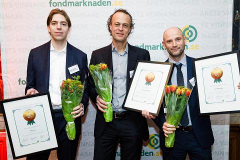 Martin Lindqvist, PO Nilsson, Marcus Ehrenpreis - PriorNilsson