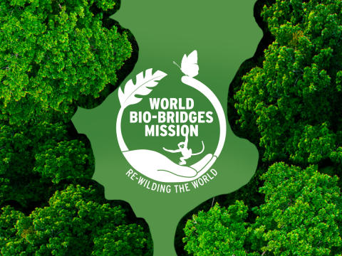 Re-wilding the World! The Body Shop lanserar World Bio-Bridges Mission