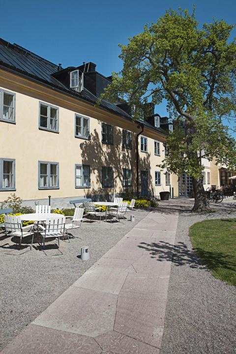 Hotel Skeppsholmen Trädgård