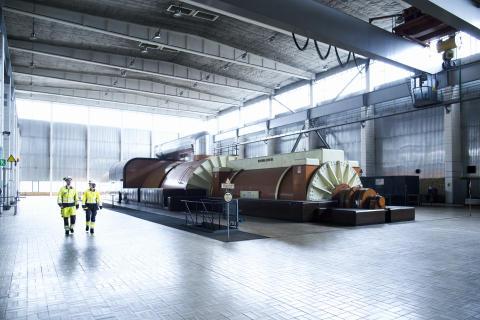 Karlshamnsverket får förnyat förtroende i Effektreserven