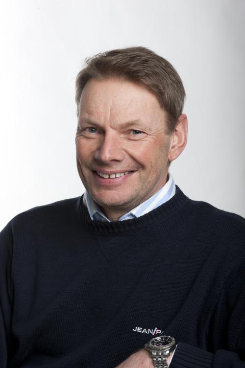 Sivilingeniør Jon Hauge er ansvarlig for geoteknikkmarkedet i Leca