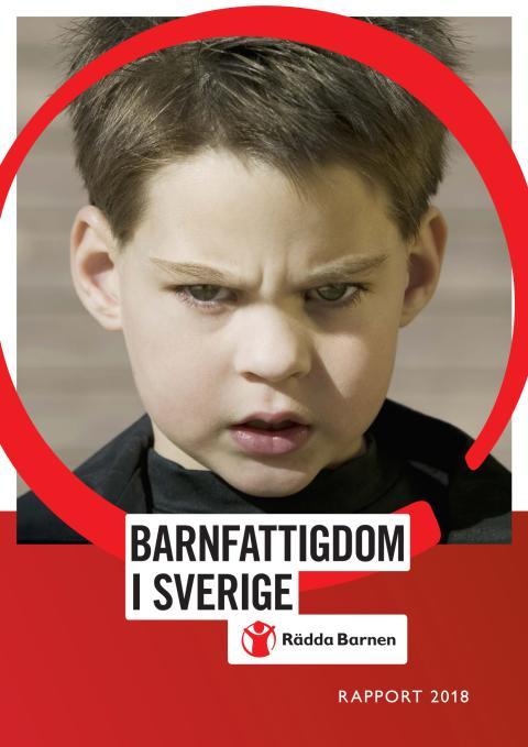 Rädda Barnens barnfattigdomsrapport 2018