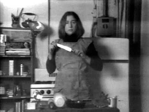 Martha Rosler – Semiotics of the Kitchen