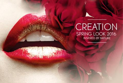 Få en glamourös vår med Yves Rochers nya makeupkollektion!
