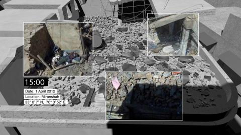 Forensic Architecture: Drönarattack i Miranshah