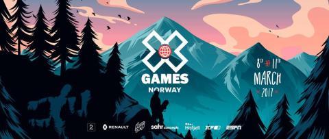 X Games kommer till Hafjell 2017