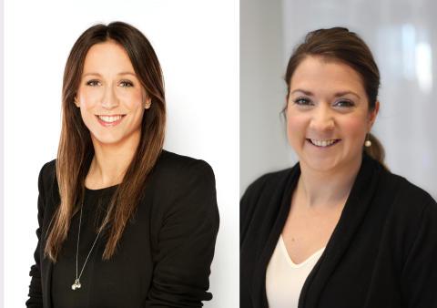 Ruster for vekst med nye kvinnelige direktører fra egne rekker