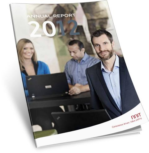 NNIT Annual Report 2012