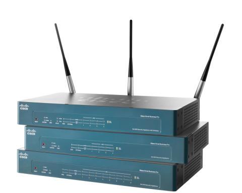 Cisco SA 500 säkerhetslösning