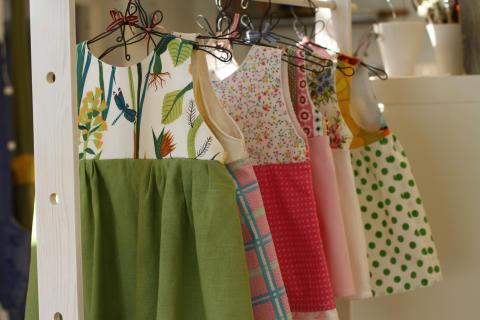 Franzéngruppen Textil och hantverk