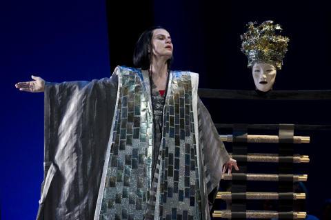 Turandot med Erika Sunnegårdh