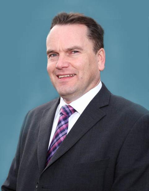 Steve Kimber, ny aministrerende direktør Ford Motor Norge