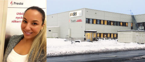 Presto öppnar ny depå i Kista och stärker organisationen i Stockholmsområdet
