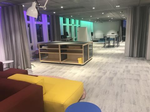 Capgemini åpner et nordisk innovasjonssenter
