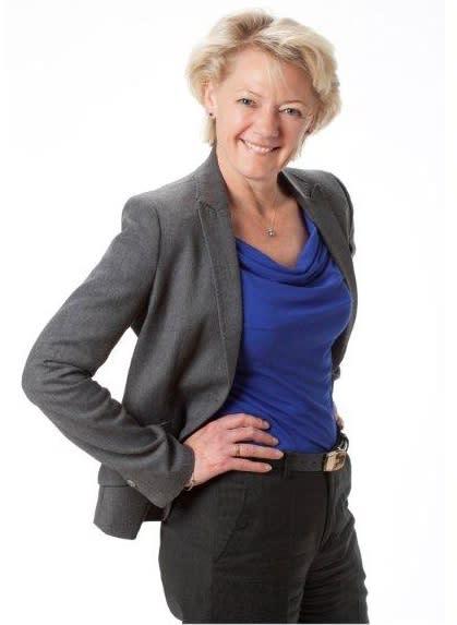 Pressinbjudan: Ulla Hamilton (M) visar och inviger Stockholms första cykelparkeringshus