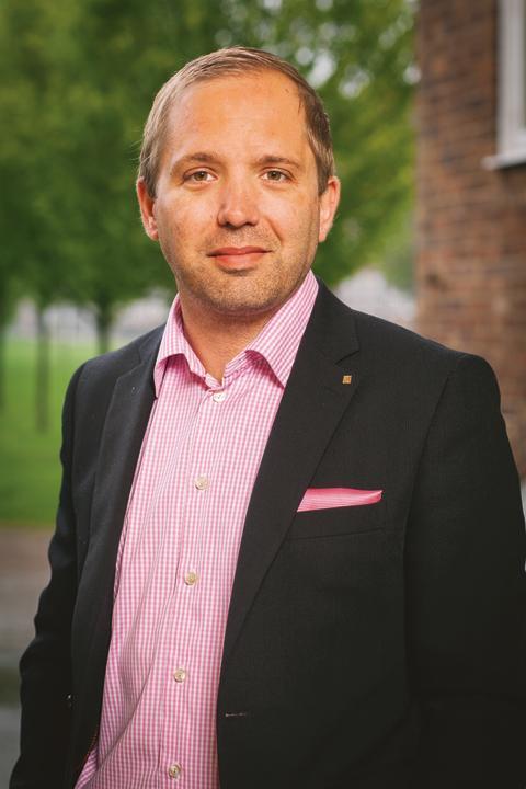 Richard Lundberg. Foto: Anders Ebefeldt