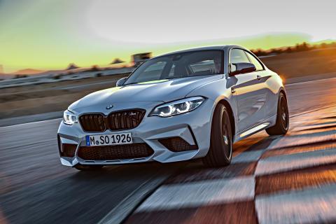 Nye BMW M2 Competition: Mer krutt. Mer kjøreglede. Mer M.