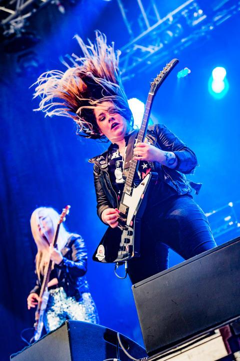 VA Rocks på Sweden Rock Festival 2017