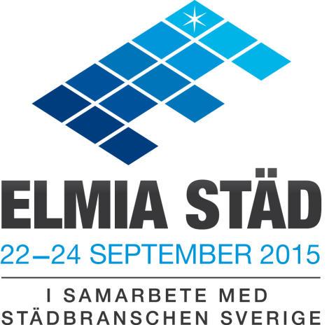 Pressinbjudan: Välkommen till Elmia Städ!