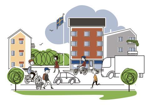 Kortare resvägar och förbättrad framkomlighet när gator öppnas för trafik