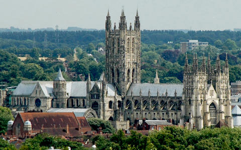 Kent Audio Tours, local multimedia tour developer in the city of Canterbury, UK, to be supported by imagineear