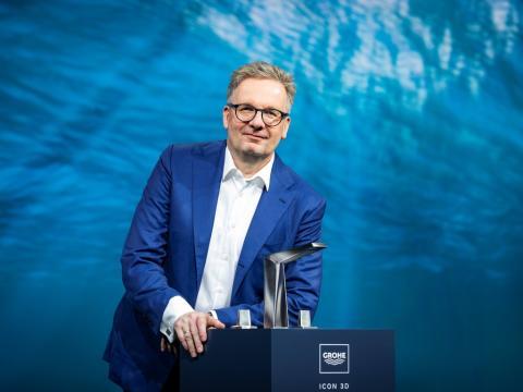 Med udgangspunkt i nye forbrugertrends former GROHE fremtidens brug af vand