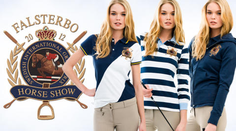 Falsterbo Horse Show + Gina Tricot = Sant!